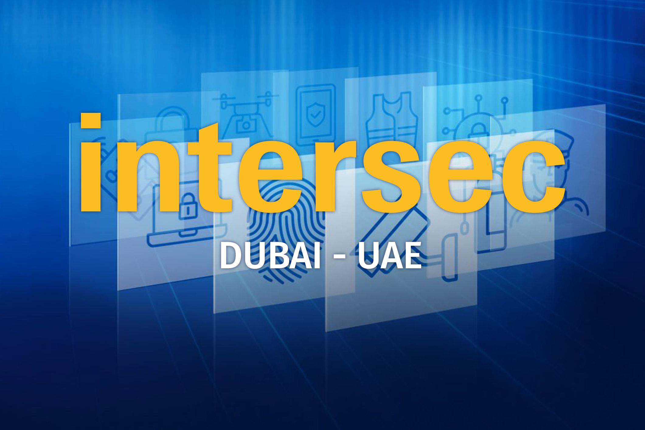 INTERSEC DUBAI 2020