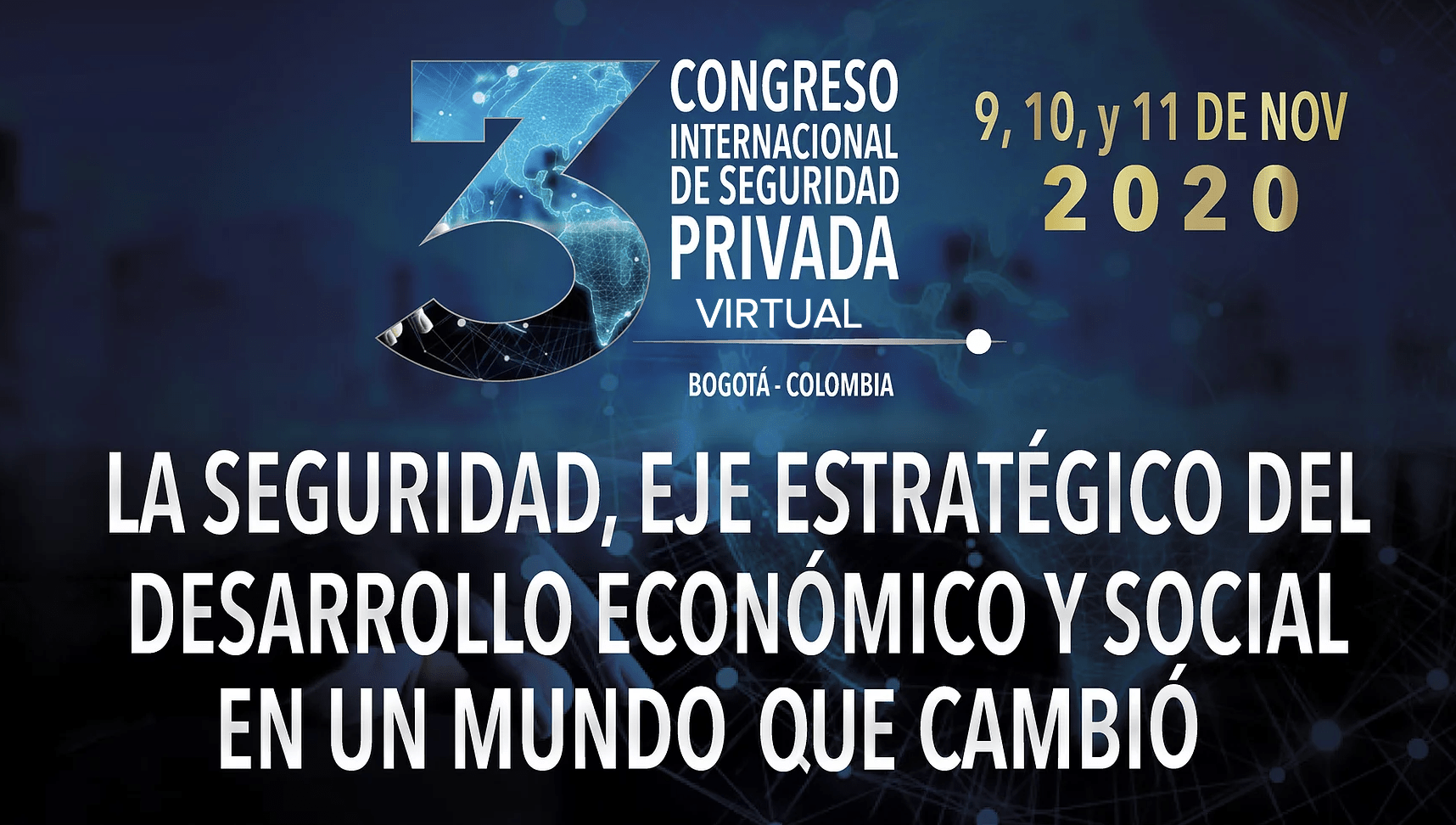 CONFEVIP - CONGRESO INTERNACIONAL DE SEGURIDAD PRIVADA